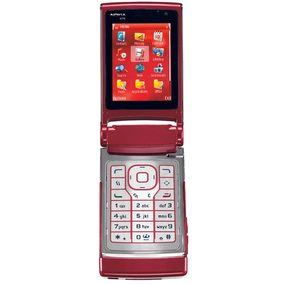 Nokia N76 Red tr